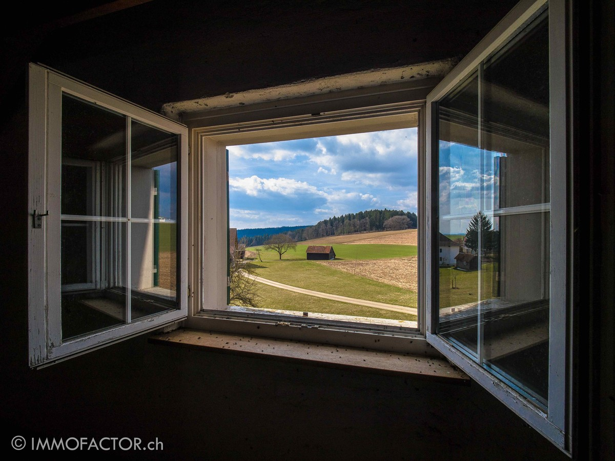 Immo factor vermarktung und verkauf von immobilien mit - Fenster mit aussicht ...